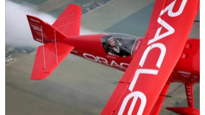 Oracle avion