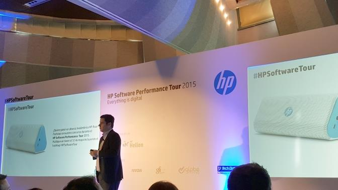 HP Software Performance Tour
