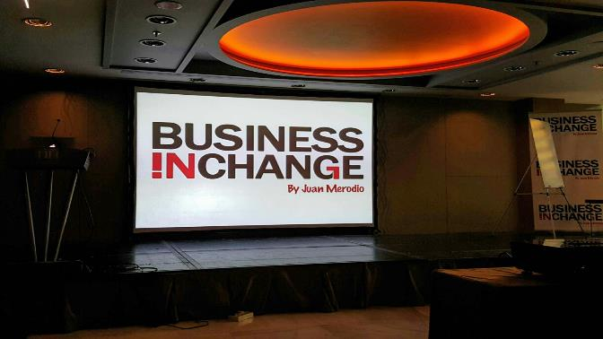 business in change