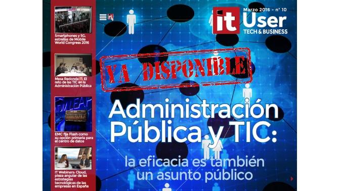 Portada IT User 10 Estandar Disponible