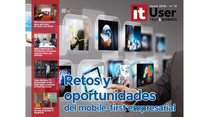 Portada IT User 13 estandar