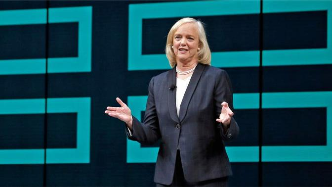 HPE Meg Whitman