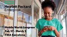 MWC 2017 HPE