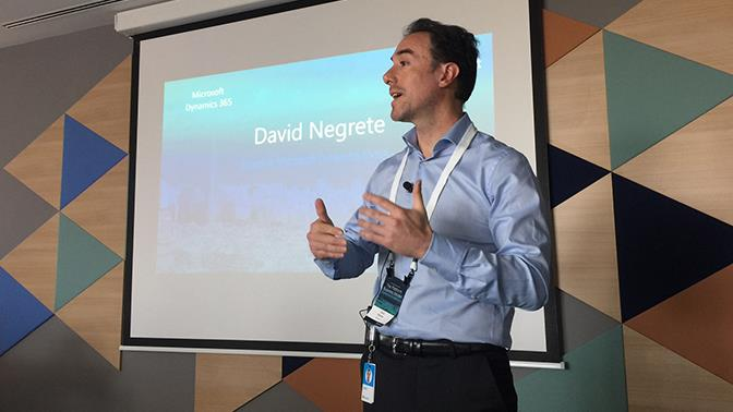 Microsoft Dynamics 365_David Negrete