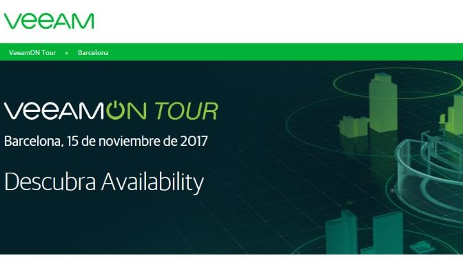 Veeam Tour