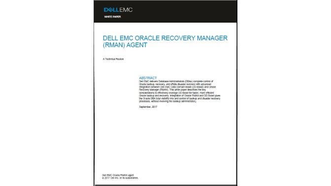 WP_DellEMC_DataProtection_Oracle