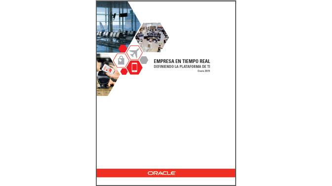 Oracle Real Time