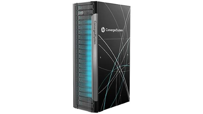 HP Converged System