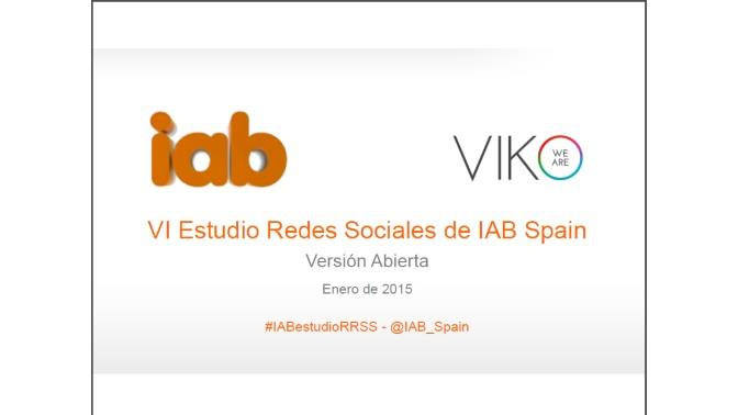 WP_estudio redes sociales IAB Spain