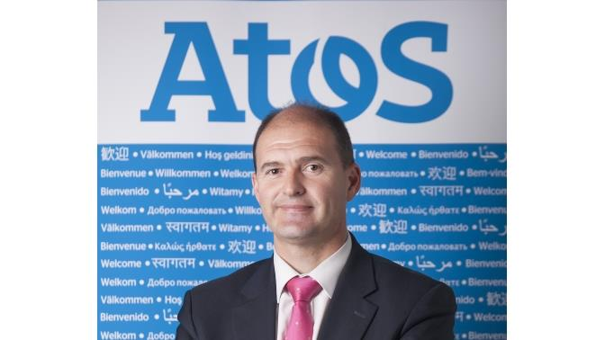 Antonio Villaverde - Iberia Cloud Sales Manager de Atos