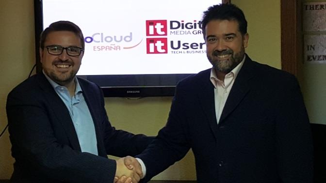 Acuerdo IT Digital Media Group y Eurocloud