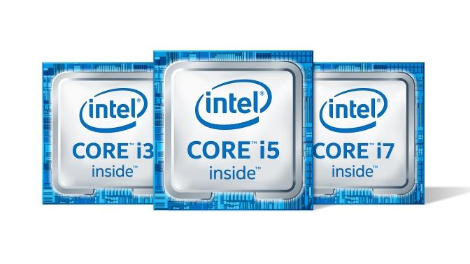 Intel Core Family 6 Gen