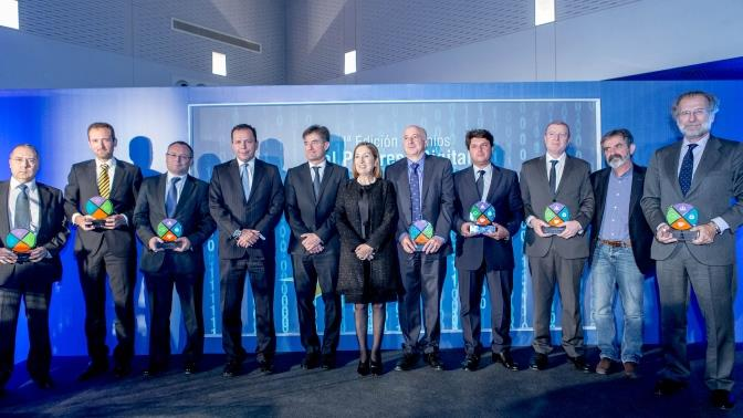 Premios Atos al Progreso Digital 2015