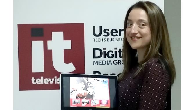 Hilda Gomez en IT Digital Media Group