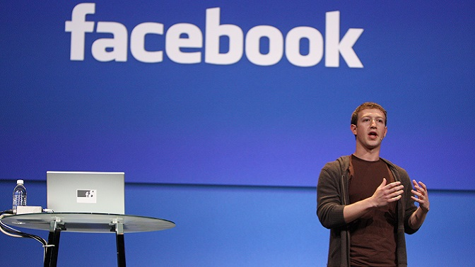 Mark Zuckerberg CEO de Facebook