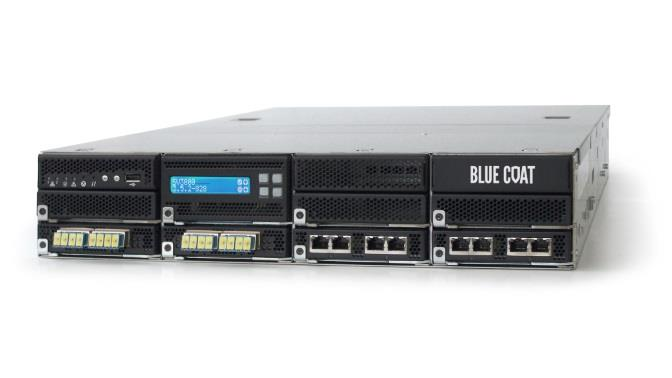 Blue Coat SSL Visibility Appliance SV3800B-20