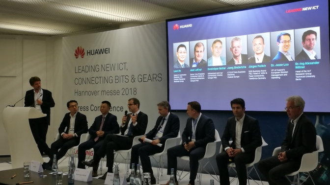 Huawei Hannover Messe