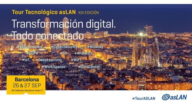 aslan - tour tecnologico