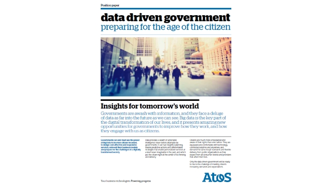 Portada WP data-driven government
