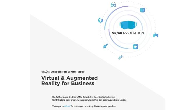 Portada WP VR/AR Business
