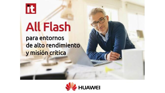 Portada RD Huawei All Flash