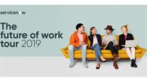 Servicenow the future of work tour 2019