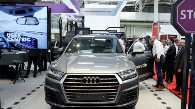 accenture. connected car lab