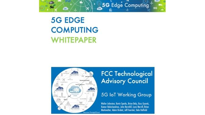 WP 5G y Edge Computing