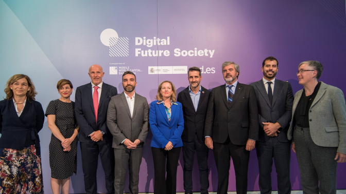 digital future society