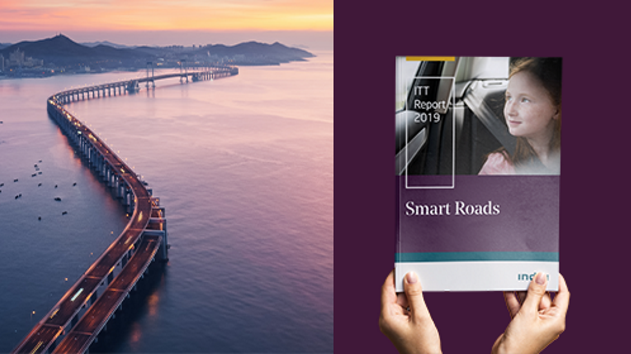 indra-smart roads
