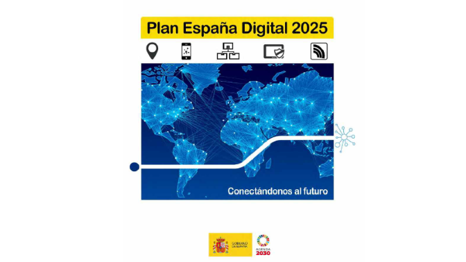 Portada Documento España Digital 2025