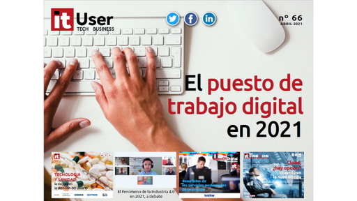 Portada IT User 66 New S